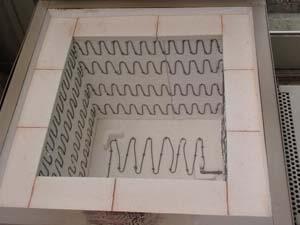 電気炉 ニクロム線