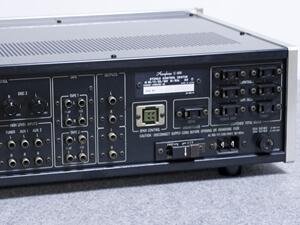 アキュフェーズアンプ 配電 端子