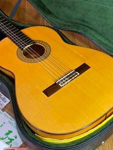 フラメンコギター ボディ