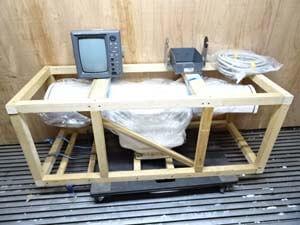 船舶レーダー 付属品