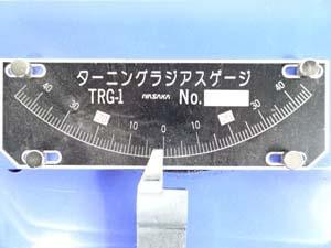 ターニングラジアスゲージ 測定 不具合