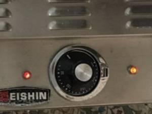 クレープメーカー スイッチ ランプ
