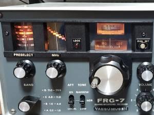 八重洲無線 メーター 針
