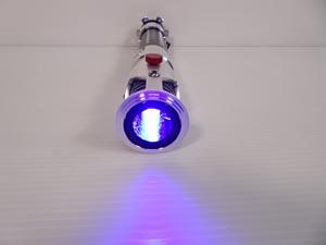 ライトセーバー スイッチ 点灯