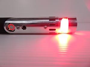 ライトセーバー 接触