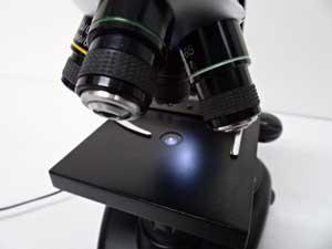 顕微鏡 レンズ 不具合