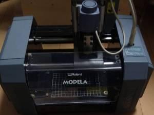 ローランド 3Dプロッタ 擦れキズ