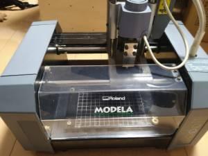 ローランド 3Dプロッタ ひび割れ