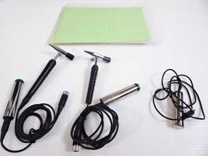 LWA波動測定器 ライトウェーブアナライザ 付属品
